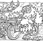 Fun with Fat Tire and Friends, July 28th —and some Adult Coloring—-