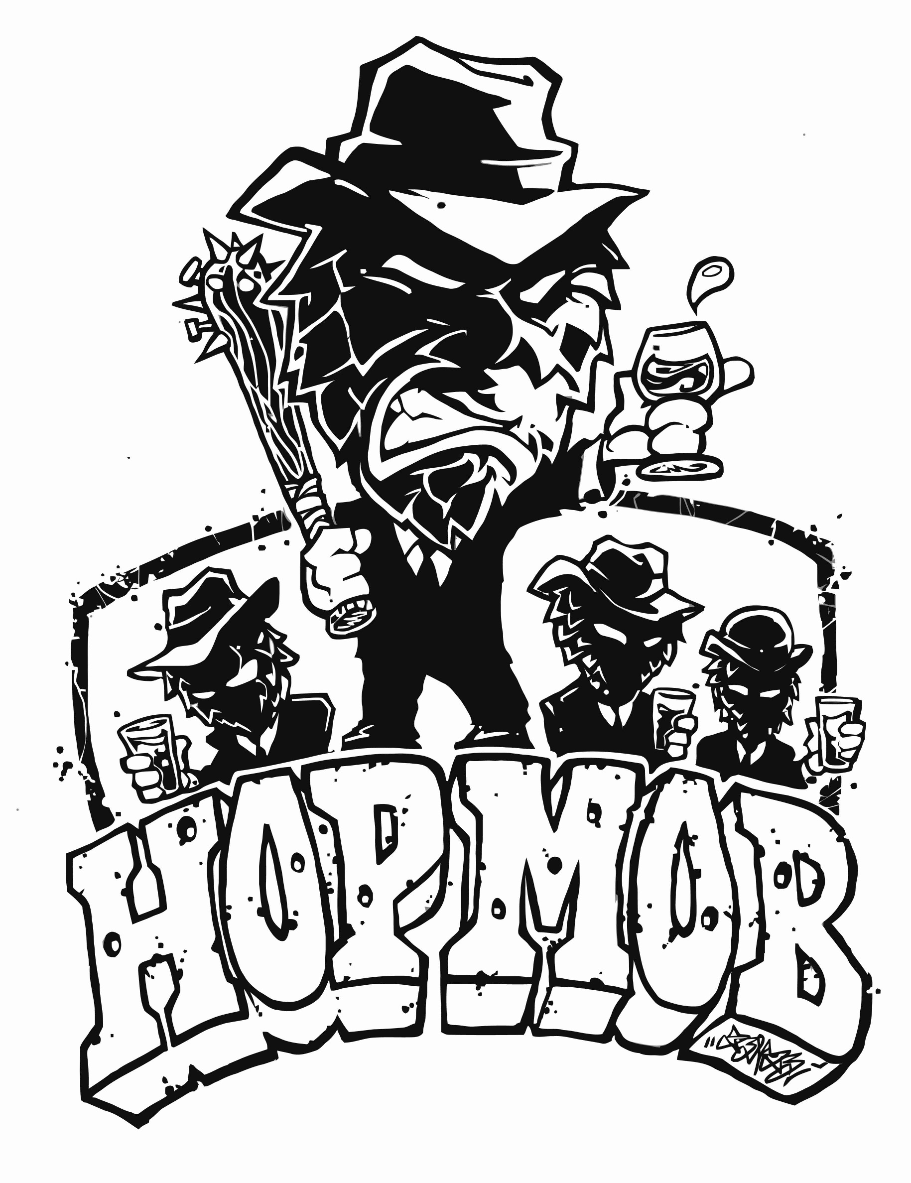 Thursday, February 2nd @3pm.  3rd Annual Hop Mob Kickoff Event