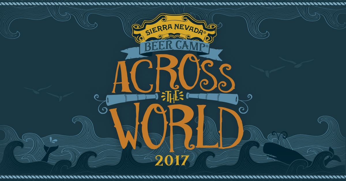 Thursday, June 29th @5pm, Sierra Nevada Beer Camp Across the World