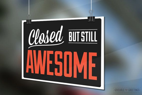 Tuesday, July 24th and Wednesday, July 25th Closed for Employee Appreciation