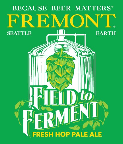 Wednesday, October 10th @ 6pm All the Fremont Fresh Hops