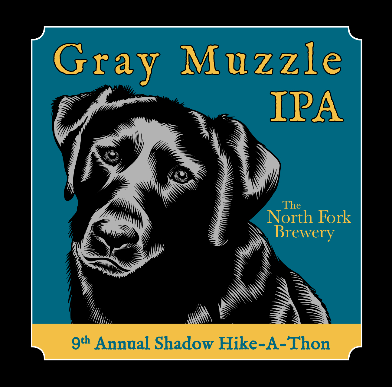 Friday, June 20th @ 5:30, Fundraiser for Old Dog Haven and the Release of Grey Muzzle IPA with Shadow Hike A Thon